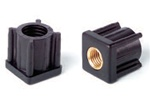 Square Threaded Tube Ends